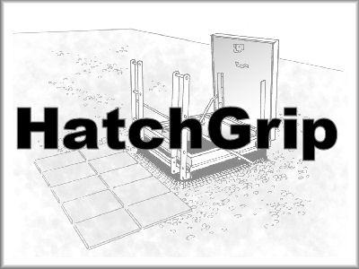 HatchGrip Ladder Safety