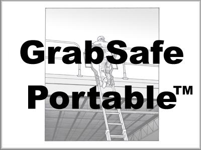 GrabSafe Portable Ladder Safety