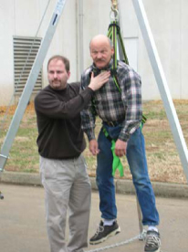 Basic Fall Protection Training