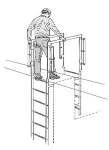 Fixed Ladder and Hatch Safety